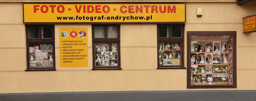 foto-video centrum siedziba firmy