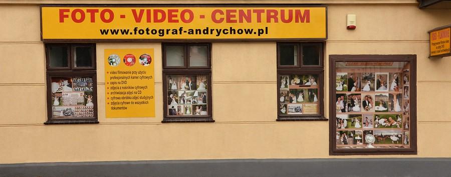 foto-video centrum siedziba firmy